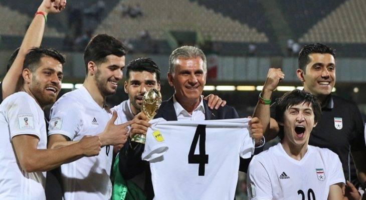 کارلوس کیروش، نامزد عنوان مربی ملی سال دنیا
