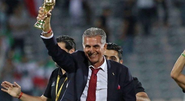 کارلوس کی روش، هفتمین مربی ملی دنیا در سال 2017