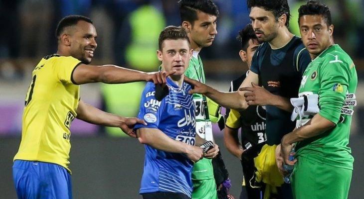 جپاروف: یک فصل دیگر در سپاهان یا خداحافظی از فوتبال