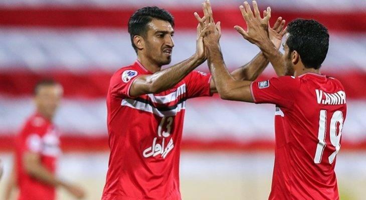 سه مدافع پرسپولیس در تیم منتخب هفته لیگ قهرمانان آسیا