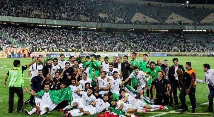نامه تبریک میزبان جام جهانی به ایران: به روسیه خوش آمدید