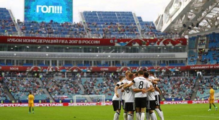 آلمان در روسیه 2018 به رکورد برزیل و ایتالیا خواهد رسید؟