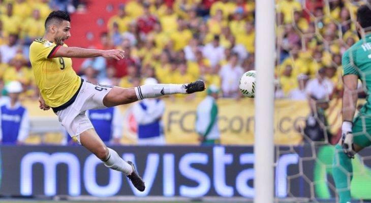 رادامل فالکائو، بهترین گلزن تاریخ تیم ملی کلمبیا شد