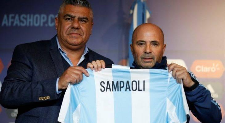 رسمی: خورخه سامپائولی سرمربی تیم ملی آرژانتین شد
