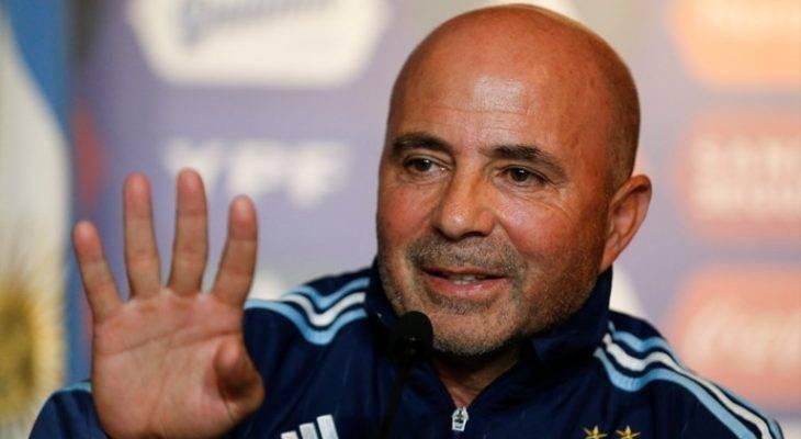 رسمی: خورخه سامپائولی از تیم ملی آرژانتین اخراج شد
