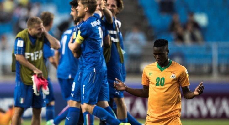 جام جهانی جوانان؛ صعود ایتالیا و انگلیس به نیمه نهایی