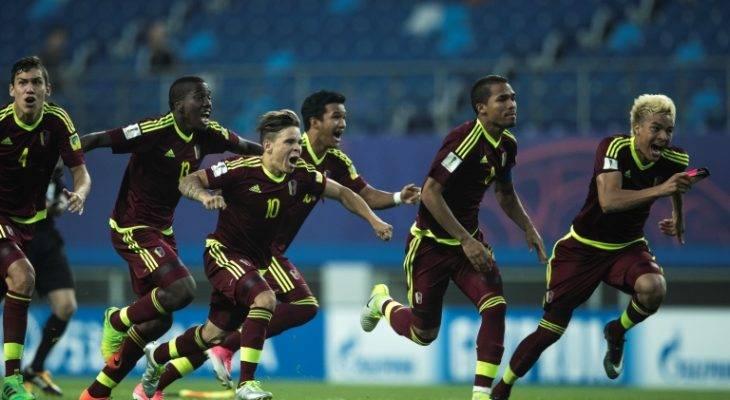 صعود ونزوئلا و انگلیس به فینال جام جهانی جوانان