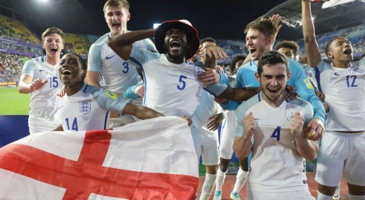 با پیروزی مقابل ونزوئلا؛ انگلیس، قهرمان جام جهانی جوانان شد