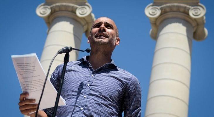 بارتومئو: گواردیولا می تواند رئیس باشگاه بارسلونا شود