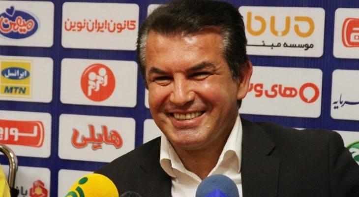 حمید استیلی مدیر تیم ملی امید ایران شد