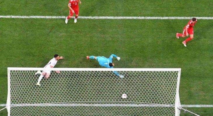 پیروزی روسیه مقابل نیوزلند در افتتاحیه جام کنفدراسیون ها