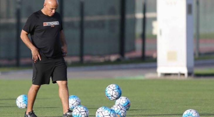 منصوریان: حضور در ارمنستان خوشحالم ولی برای فوتبال ایران غمگینم