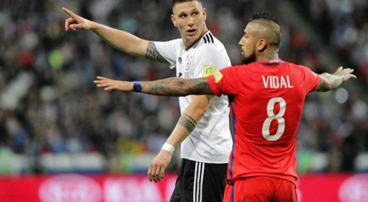شیلی-آلمان؛ فینال هیجان انگیز جام کنفدراسیون های 2017