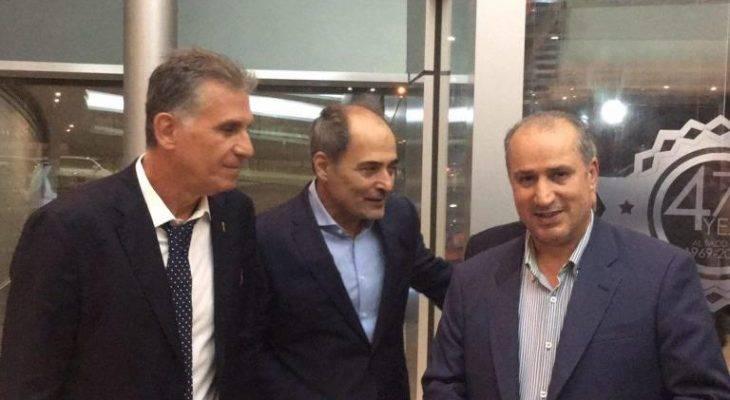 دفاع رییس فدراسیون فوتبال از کیروش در مجلس
