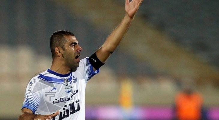 مازیار زارع از فوتبال خداحافظی کرد