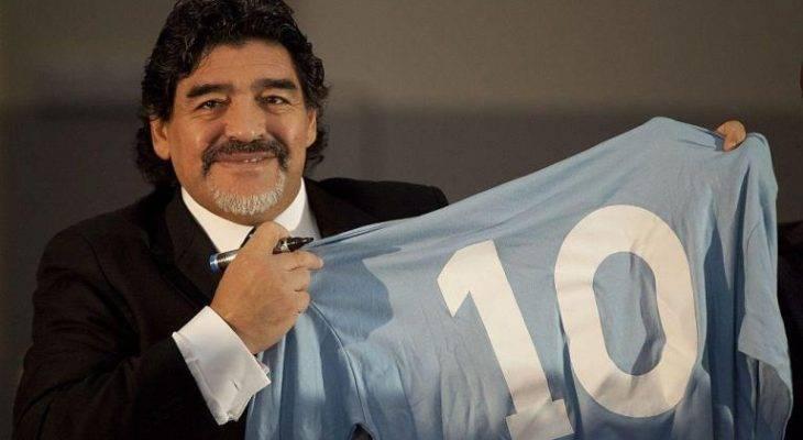 مارادونا: احتمالا کارت دعوتم برای عروسی مسی جایی گم شد