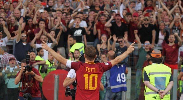 دی فرانچسکو: تقریبا مطمئنیم که توتی در رم میماند