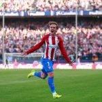 رسمی: جدایی آنتوان گریزمان از اتلتیکو مادرید در پایان فصل