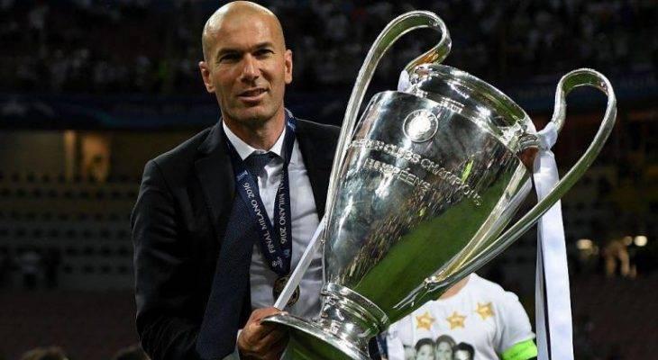 رسمی: زین الدین زیدان بار دیگر سرمربی رئال مادرید شد
