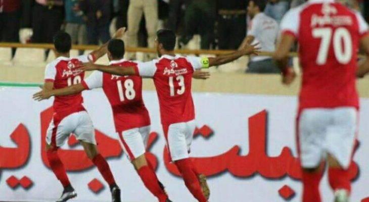 پرسپولیس 2-0 فولاد خوزستان؛ شروع قهرمانانه قرمزها