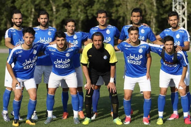 Image result for بازیکنان تیم استقلال