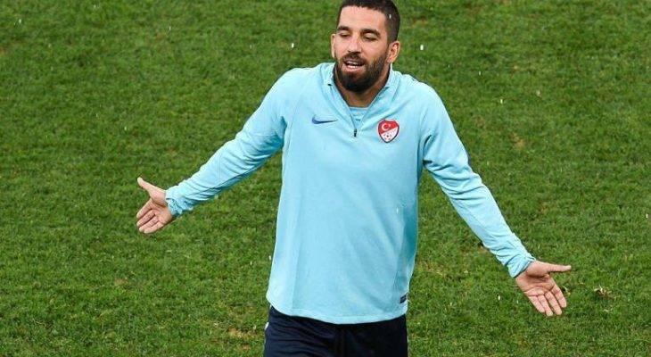 تمایل آردا توران به بازگشت به تیم ملی ترکیه