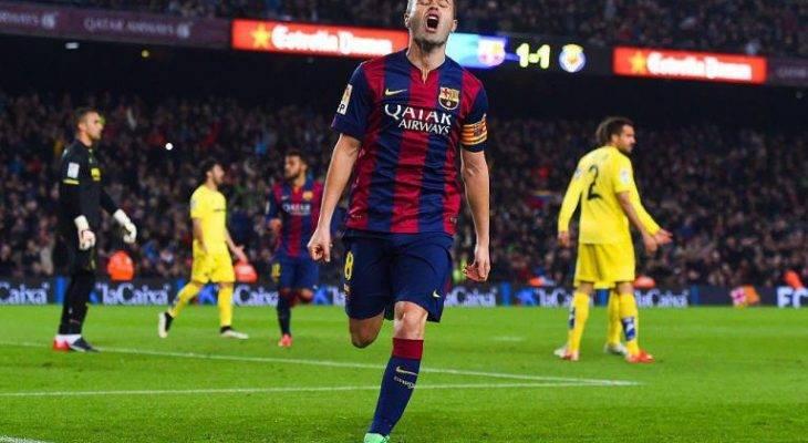 اینیستا و رد شایعات توافق با بارسلونا بر سر تمدید قرارداد