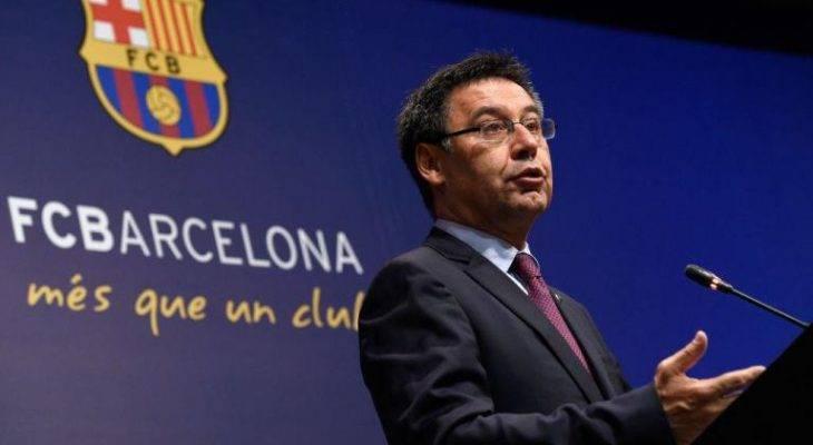 بارتومئو:هیچ بازیکنی بزرگتر از بارسلونا نیست