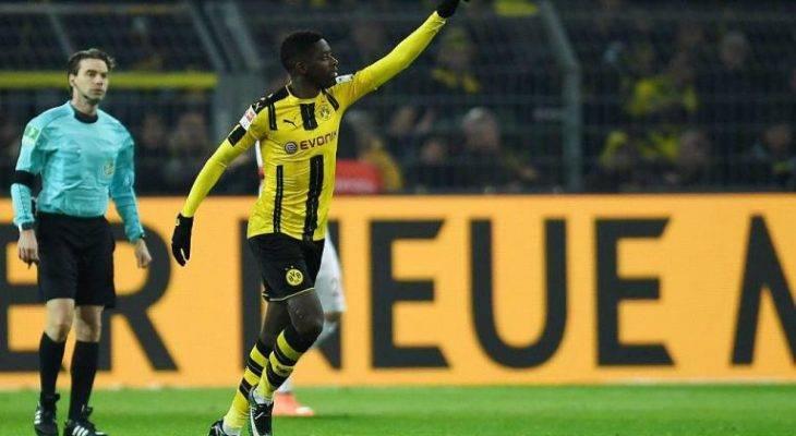 باشگاه دورتموند: عثمان دمبله را به بارسلونا نمیفروشیم