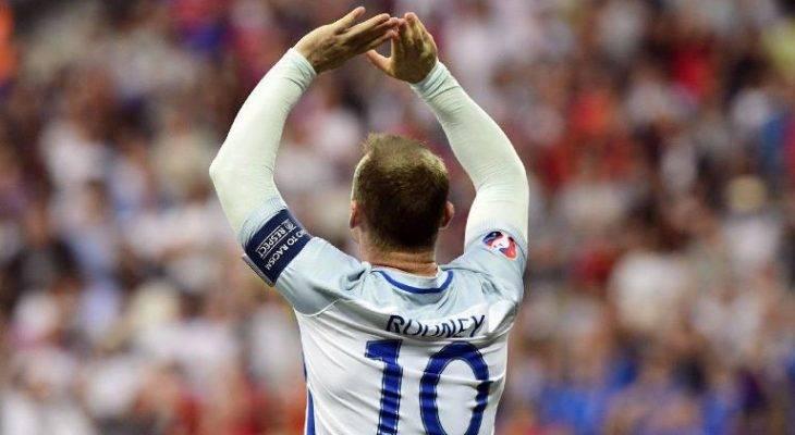 وین رونی از بازی های ملی خداحافظی کرد