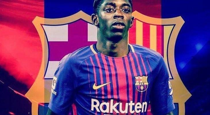 رسمی: عثمان دمبله از بروسیا دورتموند به بارسلونا پیوست