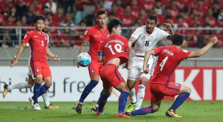 معرفی تیم های جام جهانی 2018؛ کره جنوبی