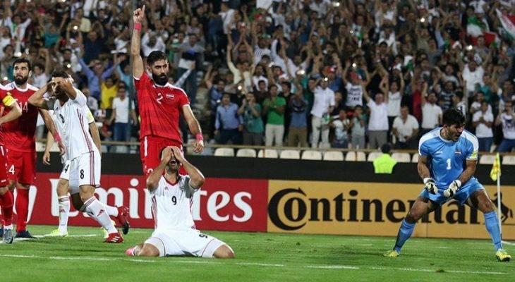 ایران 2-2 سوریه؛ جشن صعود در آزادی، گس شد