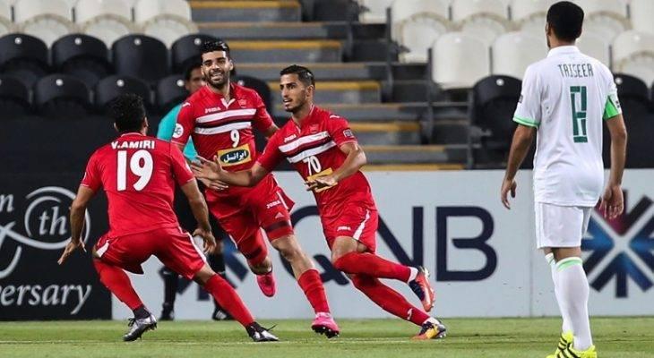 الهلال عربستان تیم اول آسیا، پرسپولیس، هشتم