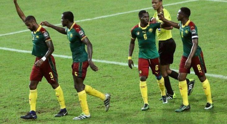 کامرون از صعود به جام جهانی 2018 بازماند