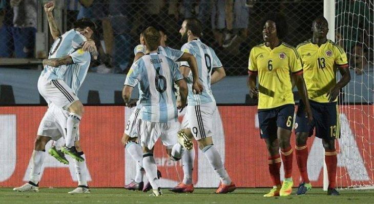 برنامه دیدارهای باقی مانده مقدماتی جام جهانی 2018 آمریکای جنوبی