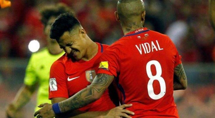 نا امیدی الکسیس سانچس از آرسنال و شیلی