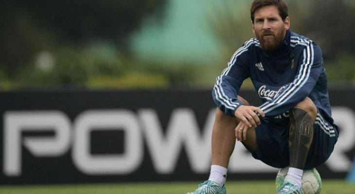 حمله دوباره رسانههای آرژانتینی به لیونل مسی