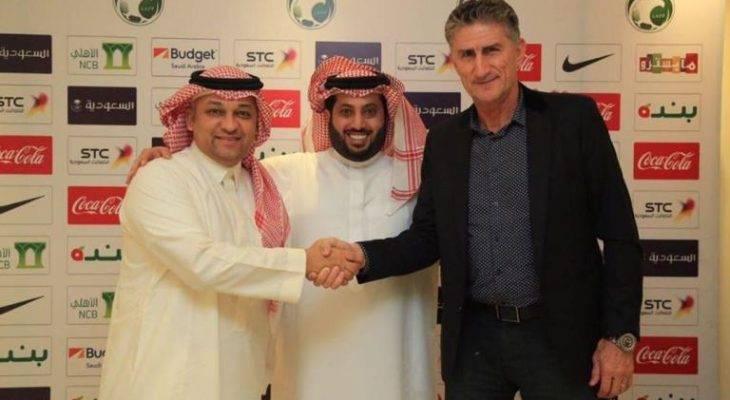 سرمربی الهلال، جانشین ادگاردو بائوسا در تیم ملی عربستان؟