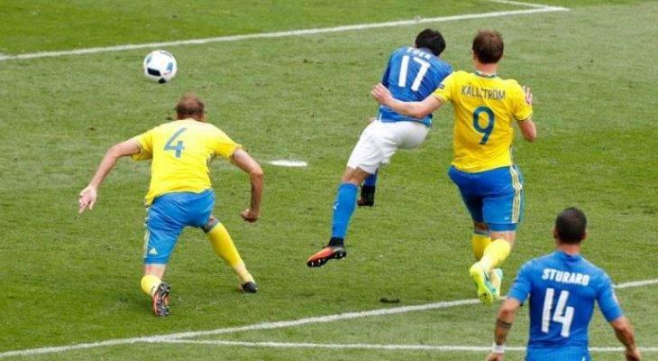 سوئد، حریف ایتالیا در پلی آف جام جهانی 2018