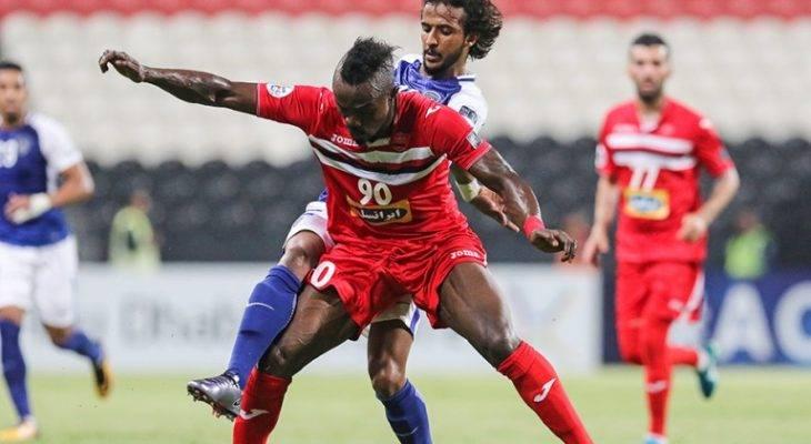 منشا، بهترین بازیکن دور برگشت نیمه نهایی لیگ قهرمانان آسیا
