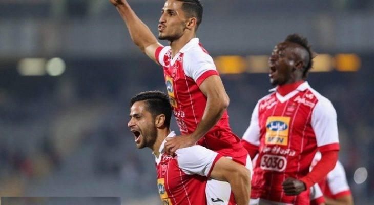 پرسپولیس 2-0 نفت تهران؛ صعود قرمزها به یک هشتم نهایی جام حذفی