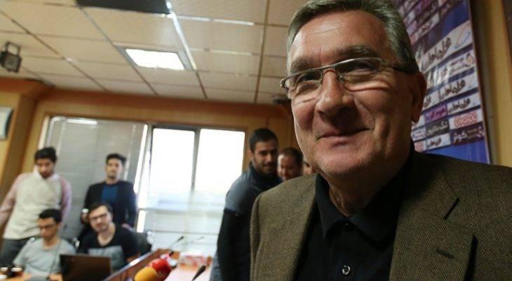 برانکو: پرسپولیس در دربی فقط برد می خواهد