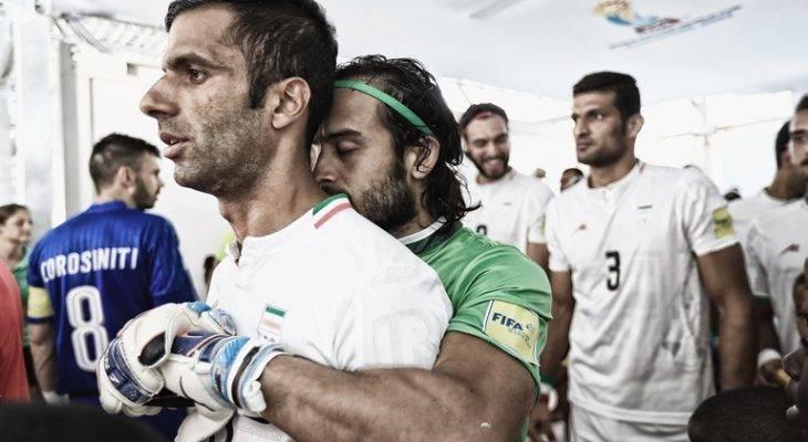 احمدزاده، نامزد جایزه بهترین بازیکن فوتبال ساحلی دنیا