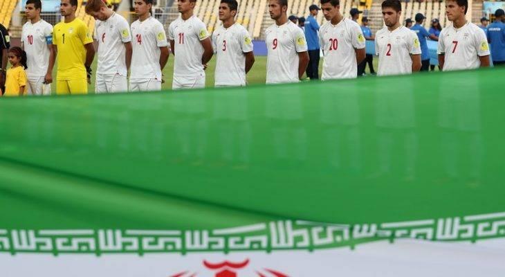 مکزیک، حریف نوجوانان ایران در یک هشتم نهایی جام جهانی