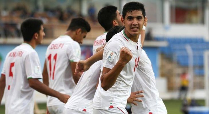 اسپانیا، حریف ایران در یک چهارم نهایی جام جهانی جوانان