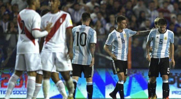 افزایش احتمال غیبت آرژانتین و لیونل مسی در جام جهانی