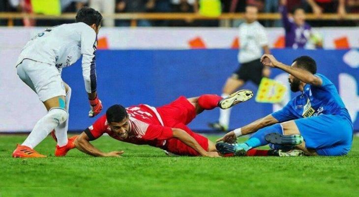 پرسپولیس 1-0 استقلال؛ پیروزی قرمزها با گلزنی علیپور