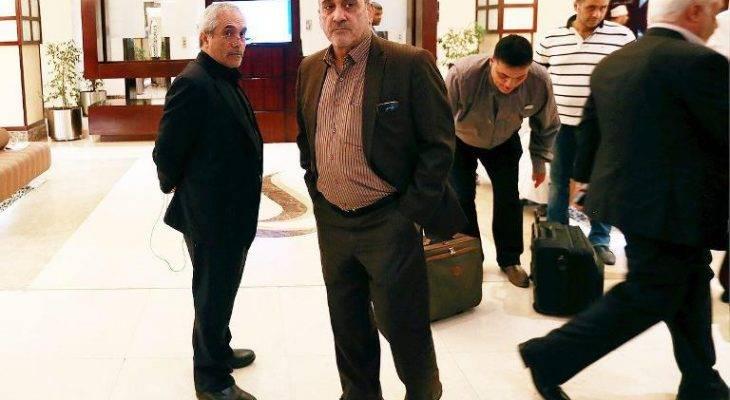 جدایی رسمی طاهری؛ گرشاسبی سرپرست پرسپولیس شد