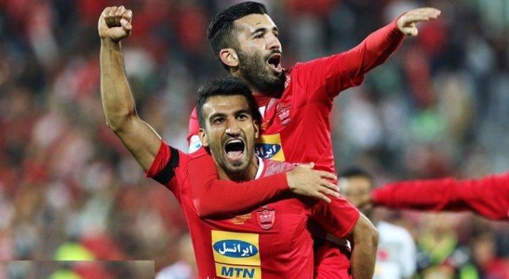 حسین ماهینی در تیم فصل لیگ قهرمانان آسیا